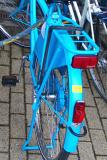 Blue bike, NL