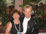 Maureen and Bobby Caldwell at his Oxnard Concert