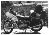 My '74 TX500A packed and ready for a 4,000 mile trip. Seattle to LA to the Grand Canyon, Zion, Bryce Canyon, SLC in 1976