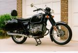 My '74 R90/6 (I traded the Virago in on it).
