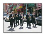 Funeral Procession in ChinatownSan Francisco, CA