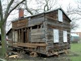 Fischer Farm Old Cabin