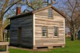 Fischer Farm Cabin Restored