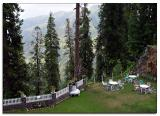 View from our hotel room in Nathiagali