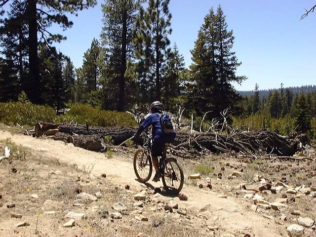 Granite-Broder Trail