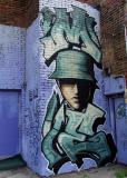 The Paris Theater Graffiti