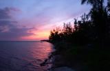 Sunset at Long Key National Park Florida