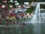 En gang aapent mot store Lungaardsvann-Planer om aa bygge en kanal