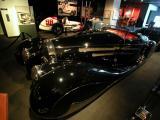 1939 Bugatti Type 57C Roadster - Million Dollar Car display - Petersen Automotive Museum