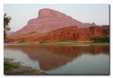 Sorrel River Ranch and Rt 128 near Moab Utah