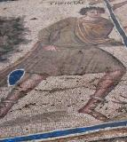 This is from the Megalopsychia Hunt Mosaic.