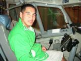 Outstanding Explorer & UND Student Geoff - Future Captain...
