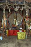 055 - Leh Palace (prayer hall)