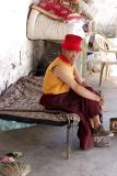 064 - Resting Monk