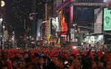 So, this is 2005? Times Square 12.12am