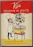 VIP Tosses A Party (1959) (inscribed with drawing)