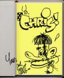 Craig Yoe (Craig Yoe's Weird But True Toon Factoids)