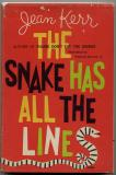 The Snake Has All the Lines (1960) (signed by Darrow and Jean Kerr)