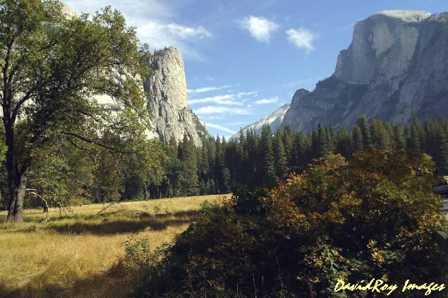 Yosemite  Valley Half Dome 5