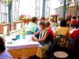 Judy: Lunch in Todi