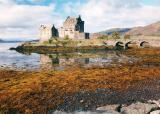 Seaweed Castle...I mean Eilean Donan Castle