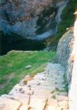 Whaligoe steps... No high heels or vertigo suffers here please.