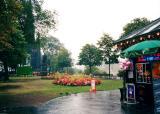 West Princes Street Gardens and Cafe Edinburgh