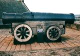 Mons Meg.. a SERIOUS cannon for its day (1449)
