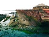 Arbroath breakwater... you MUST go there for a smokie!
