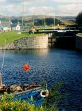 Crinan Canal at Loch #14