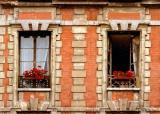Place des Vosges facade