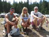 DNF / DNS ClubChris Warren, Lisa Stranc Bliss & Tim Lofton