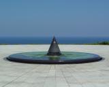 Peace Prayer Park fountain