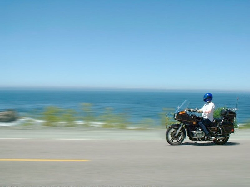 6- Heading south on PCH