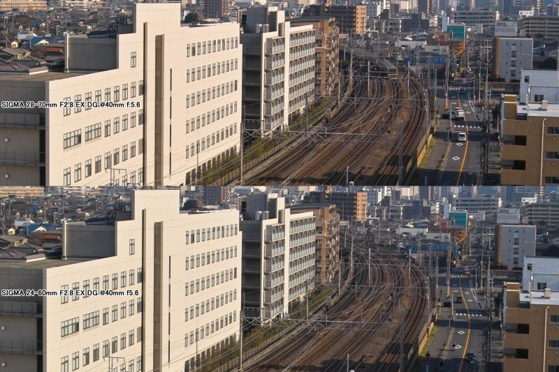 28-70mm DG vs 24-60mm at 40mm f56