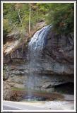 Bridal Veil Falls - North Carolina