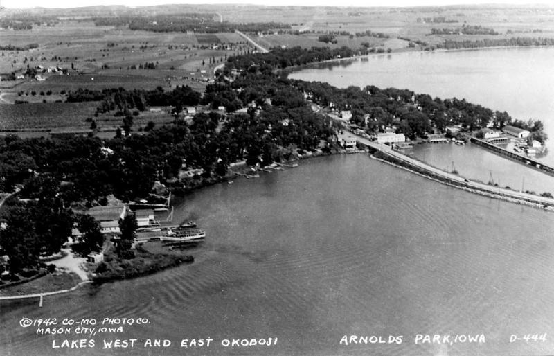 Arnolds Park The Grade 1942