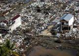 Tsunami-stricken Meulaboh, Sumatra, Indonesia
