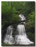 Auger Hole Creek Falls