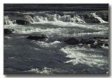 Rapids on Chattooga River near Dick's Creek Falls