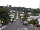 Baldwin Street, the world's steepest street