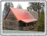 Whispering Pines Cabin at Beau Ridge , near Blowing Rock, NC