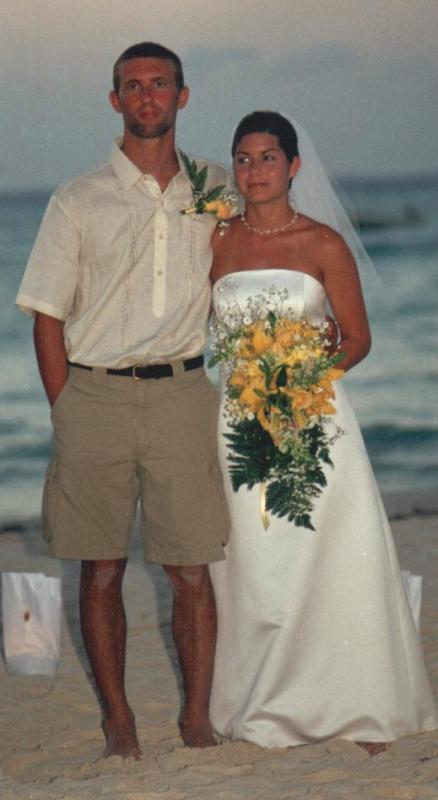 TESTIMONIAL - Anne & Finn, February 8th, 2003, Na Balam, North Beach