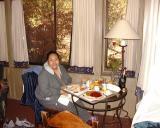 Breakfast at the Ahwahnee