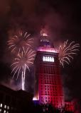 Fireworks In Cleveland Ohio - July 2002