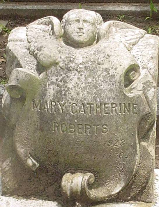 Closer view - Mary Catherine