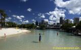 Brisbane Southbank TheBeach