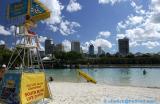 Brisbane Southbank The Beach