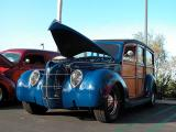 1938 or early 39 Ford Wagon (woodie)
