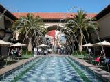 Irvine Spectrum fountain
